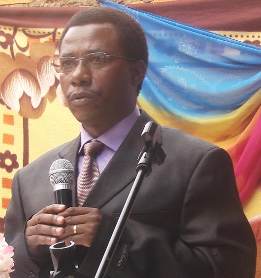Rev.Seth Nkeshimana